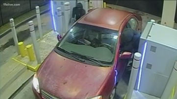 Armed robbers ambush man at ATM, force him to drive to other locations to get more money