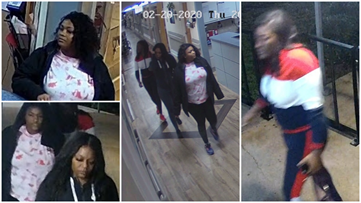 Women accused of stealing from Carroll County nursing home | Photos, video released