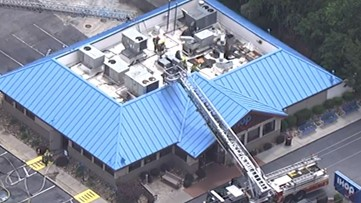 Fire causes evacuation at Duluth IHOP