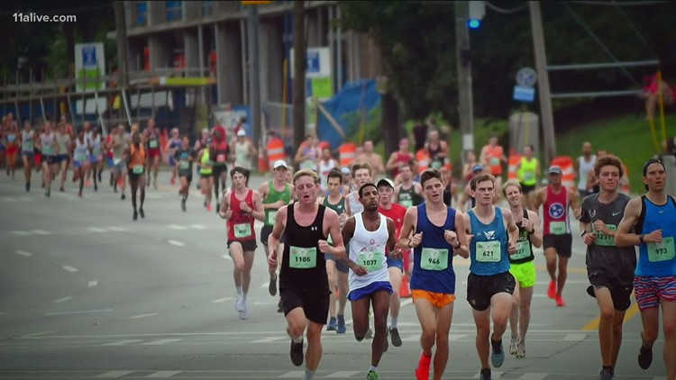 AJC Peachtree Road Race registration now open