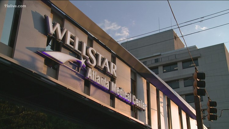 Some Georgia hospitals seeing increase in COVID hospitalizations, reinfection