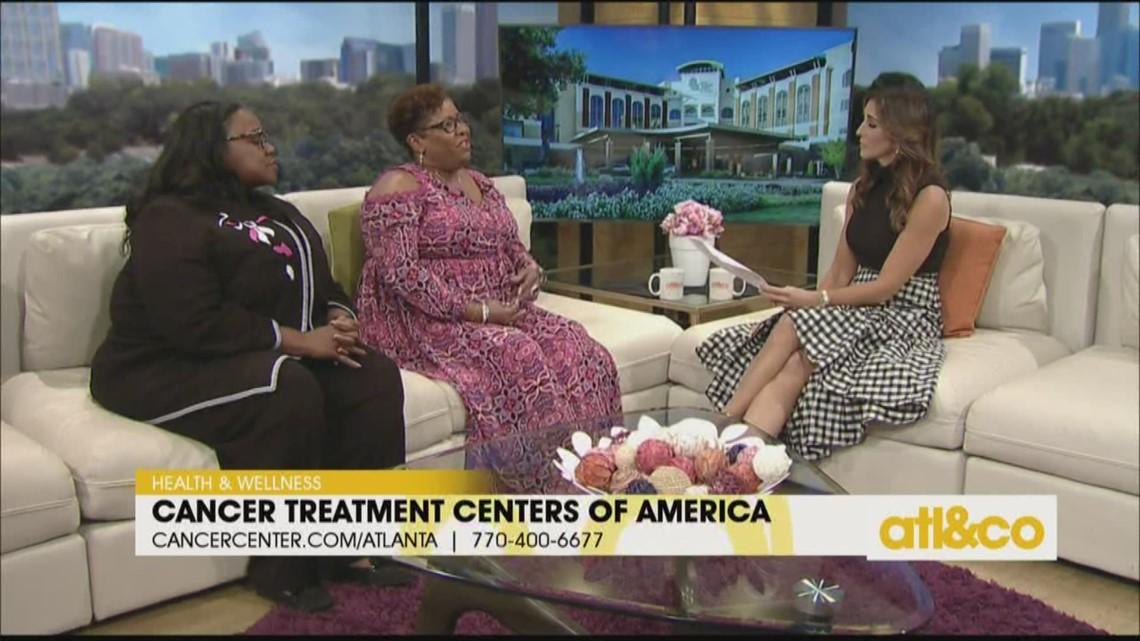 Breast cancer survivor shares her story