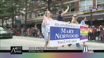 Atlanta Pride Parade 2015 Part 2