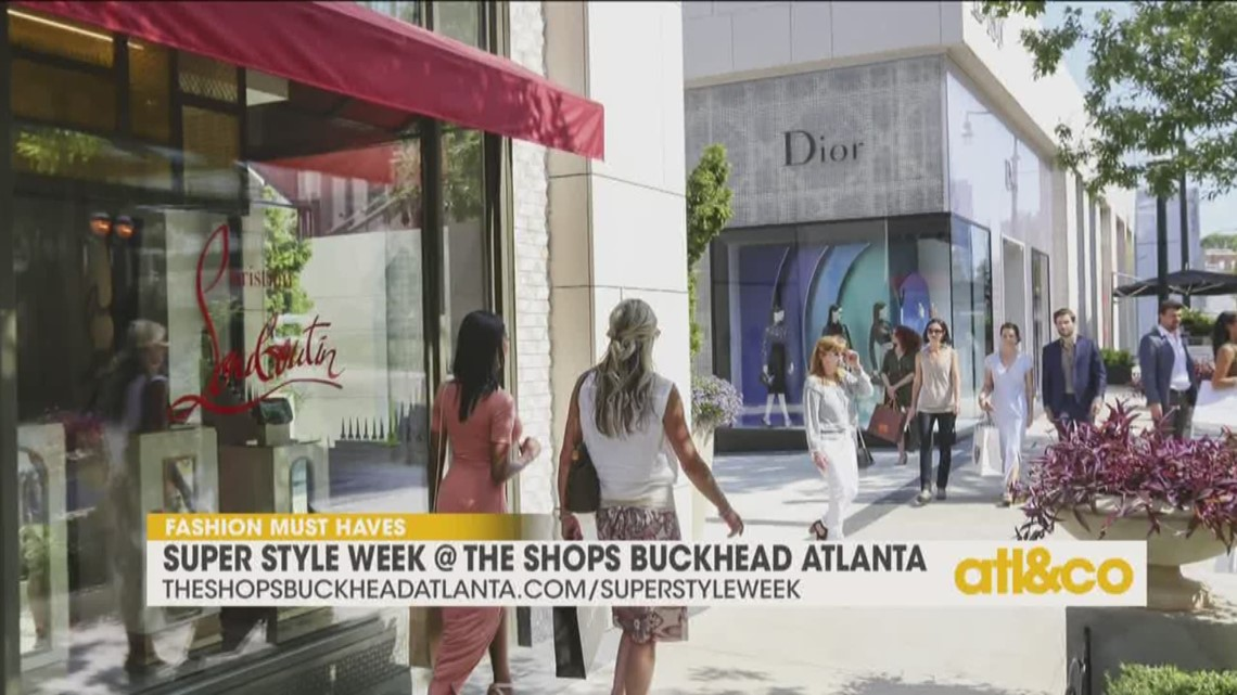 Fashion Must Haves At The Shops Buckhead Atlanta 11alive Com