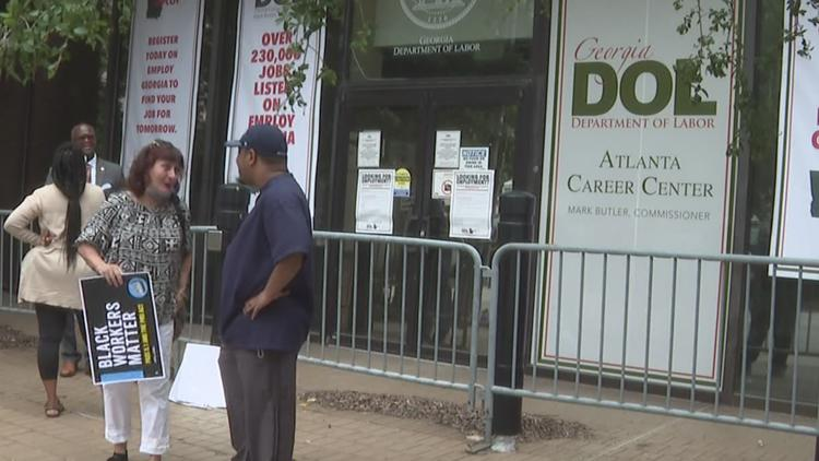 Group pushes for Georgia to keep federal unemployment benefits