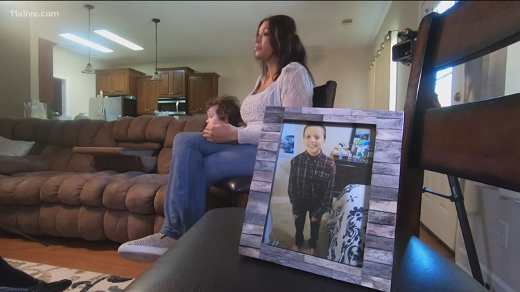 'I was disgusted': Ga. mother's reaction when insurance suggested she abandon son to get him medical care
