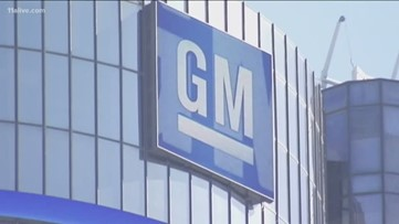 GM announces it will lay off 15 percent of workforce