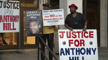 Activist: Robert Olsen jury 'held him accountable'