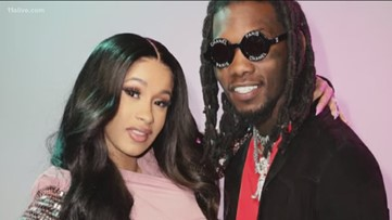 Cardi B and Offset splitting up, the rapper announced on Instagram