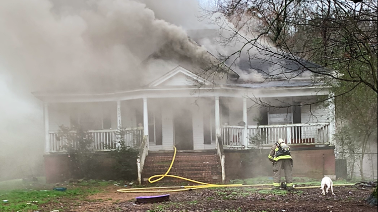 Bartow County deputy's home destroyed by fire