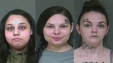 Women on the run allegedly told police: 'Do ya job [expletive]'
