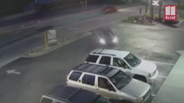 Police search for driver of truck that hit woman in Carrollton