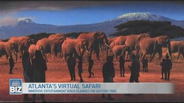 Preview a virtual safari planned for Atlanta