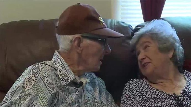 Husband, wife married 71 years die on same day