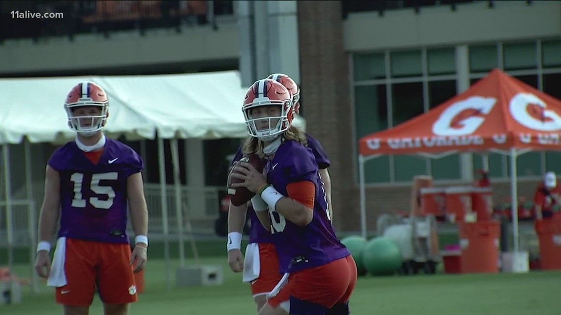 Trevor Lawrence: This is my final season at Clemson