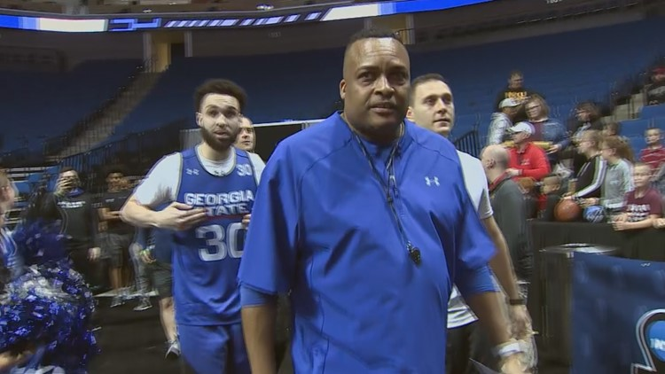 Georgia State players and coach believe it's their year to shock us. Again.