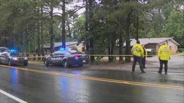 DeKalb Police investigate double homicide near Stone Mountain