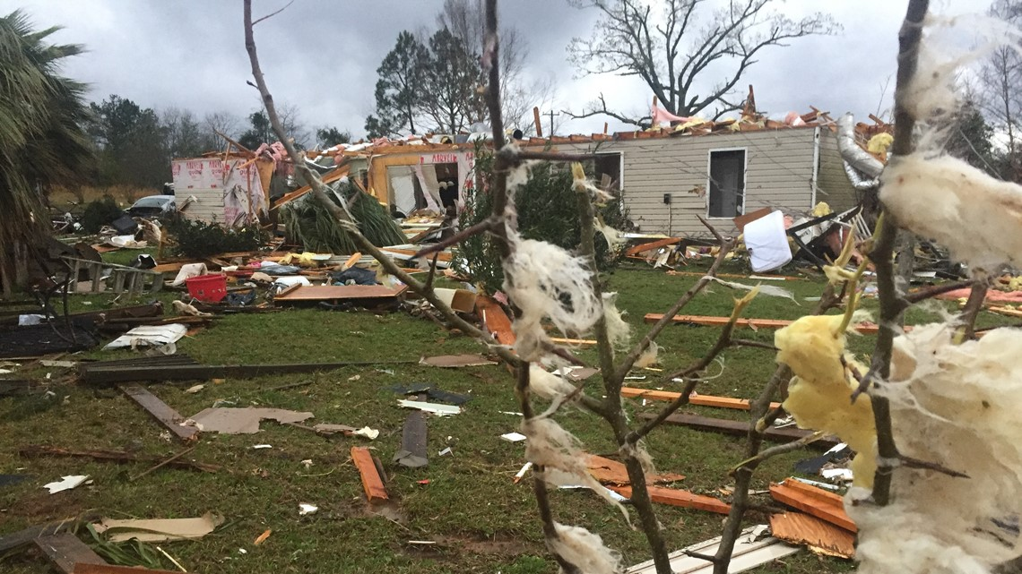 Severe weather updates: Strong storms leave deadly destruction in