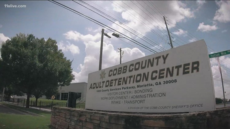 Cobb County Sheriff's Office will no longer investigate jail deaths