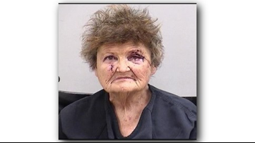 73-year-old Cedartown woman charged with vehicular homicide in I-75 wreck