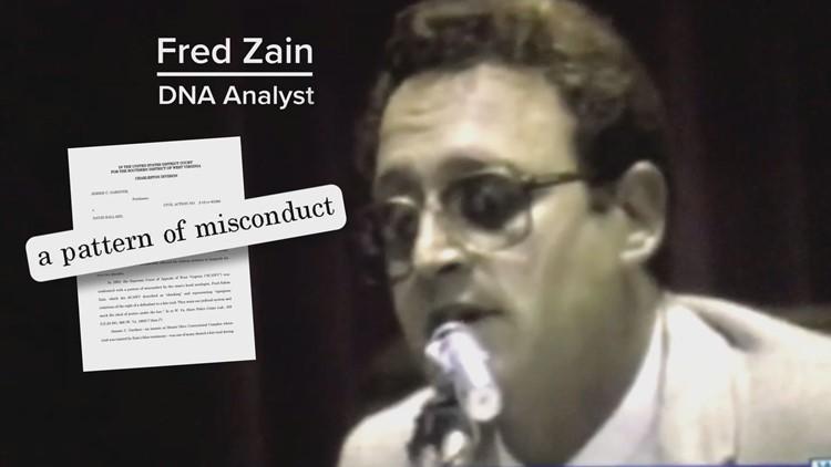 Fred Zain Conviction Integrity