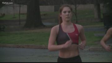 Athlete who ran at UGA has Olympic dreams