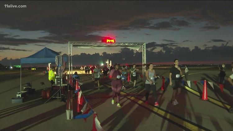 Mayor Keisha Lance Bottoms host final Mayor's 5K on the 5th Runway