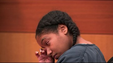 Alexis Crawford's accused killer contacted victim's family before arrest, prosecutors say