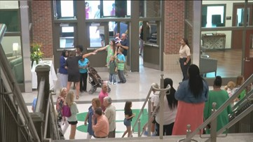 New $85M high school unveiled in Buford