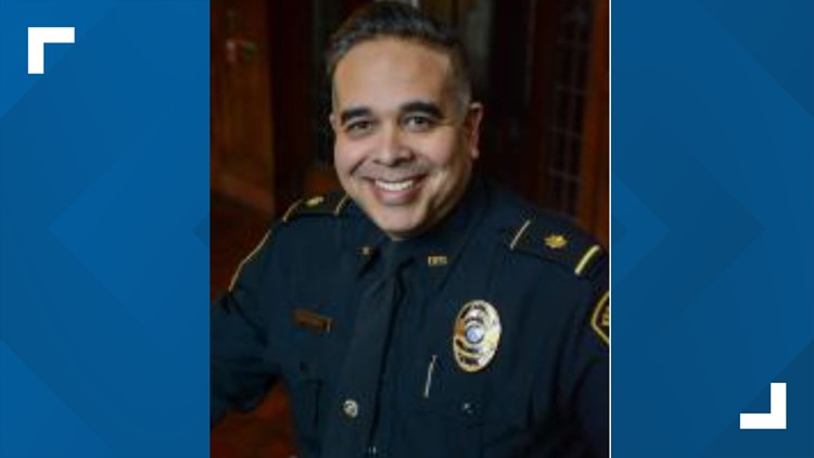 First Puerto Rican Chief of Police in Georgia sworn in