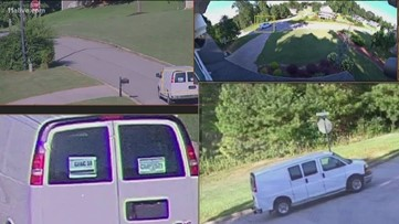 Man told girl walking her dog to get in his van in possible attempted child abduction, authorities say