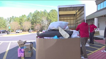 Lilburn church heads to Alabama with supplies for those impacted by tornado