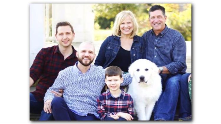 McDonald family photo