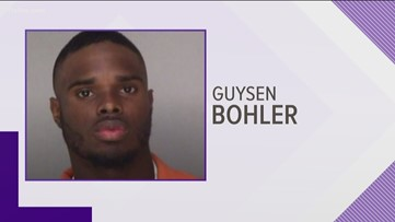 Mercer suspends football player accused of violent sexual assault