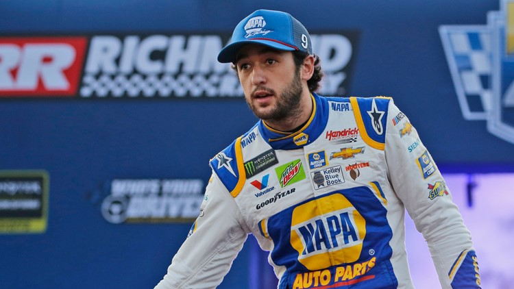 Dawsonville's Chase Elliott wins at Daytona for 3rd straight on road