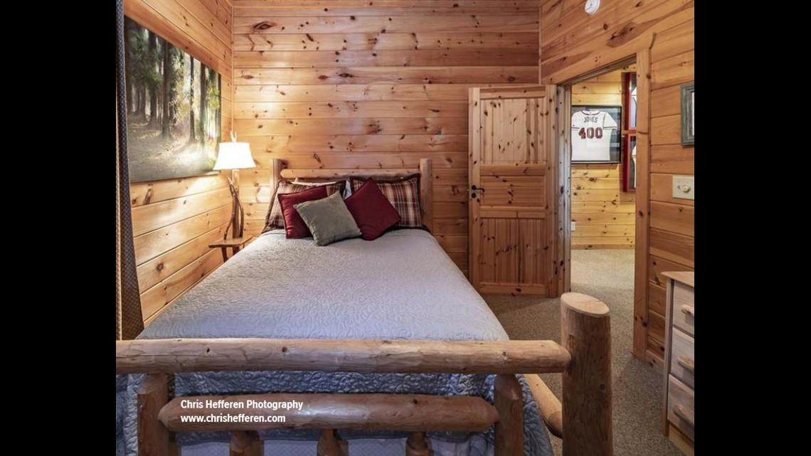Chipper Jones Blue Ridge Mountain Hideaway Is On The Market For
