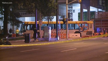 Second person killed on e-scooter in metro Atlanta after being hit by bus