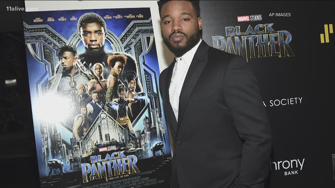 Black Panther director Ryan Coogler says sequel to film not leaving Georgia
