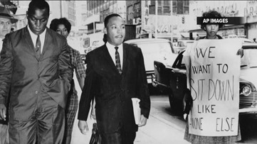 Civil Rights activist Lonnie King to be laid to rest Tuesday