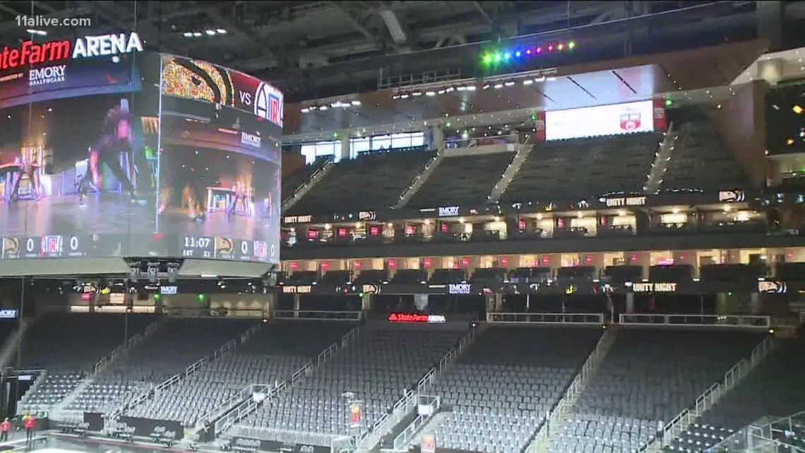 Hawks president talks about NBA All-Star game coming to Atlanta
