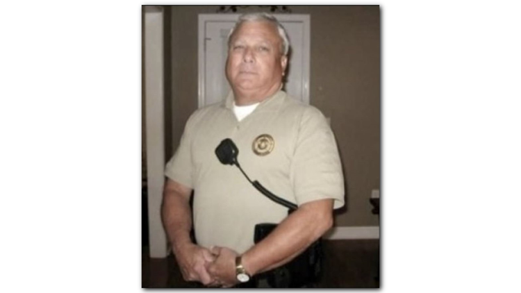 LUDOWICI POLICE CHIEF FRANK MCCLELLAND
