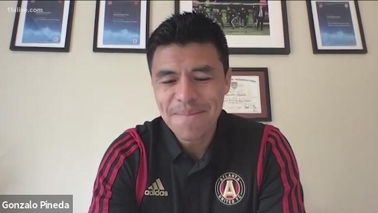 Gonzalo Pineda announced as Atlanta United new coach