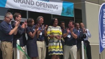 City leaders welcome manufacturing giant to East Point