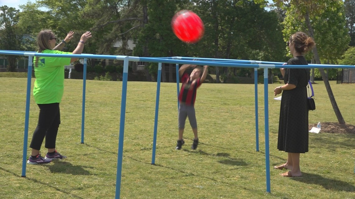 Be Active Gwinnett Pop-Up and Play days are growing