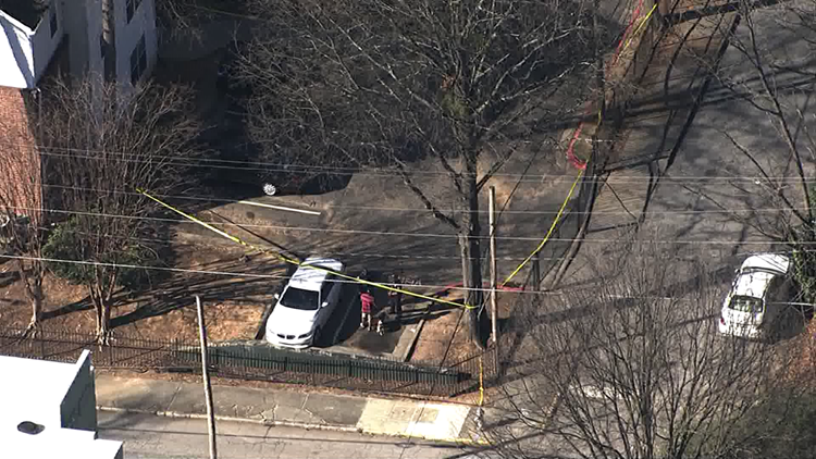 Downtown Atlanta shooting leaves one seriously injured