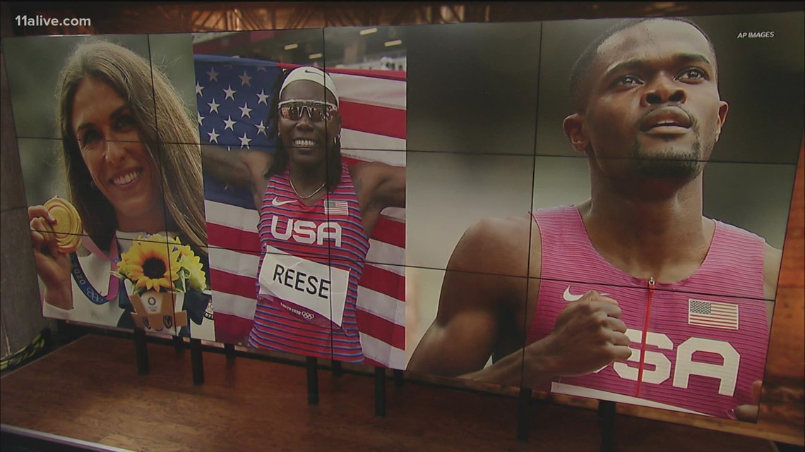Tokyo Olympics Rewind | Here's a look at how Team USA did overnight