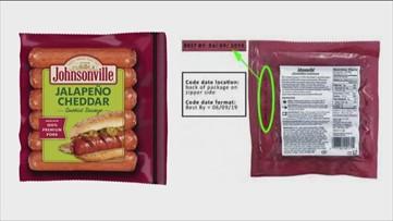 Johnsonville recalls 95,000 pounds of jalapeno cheddar sausages