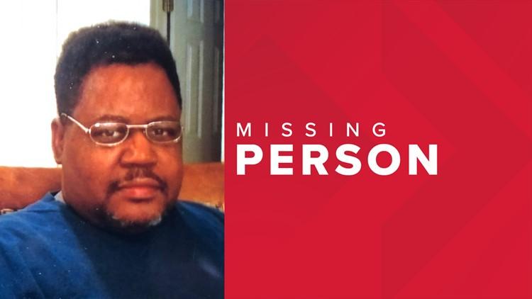 William H. Harris - missing