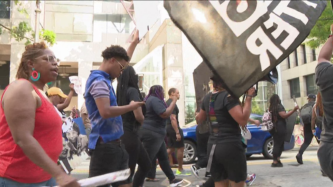 Activist say very little has changed one year after George Floyd's death