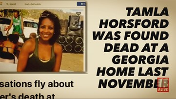The death of Tamla Horsford